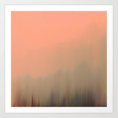 Empty Fog Art Print