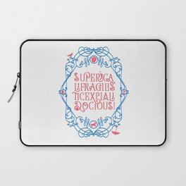 Whimsical Poppins! Laptop Sleeve