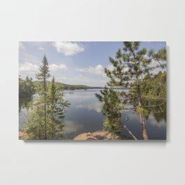 Beth Lake in the Boundary Waters Canoe Area Wilderness Metal Print