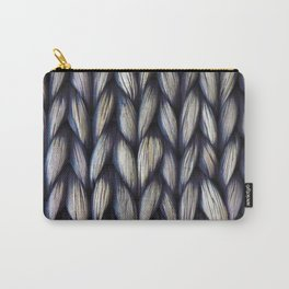 Braided Carry-All Pouch