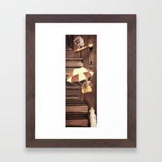 Airborne! Framed Art Print