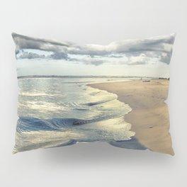 A Walk On The Beach Pillow Sham