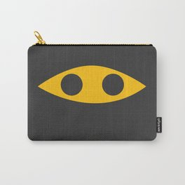 Ninja Emoticon Carry-All Pouch
