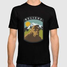 Bigfoot Patch T-shirt