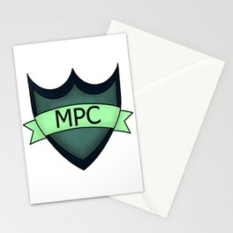 Multiplayer Community Logo (MPC) Stationery Cards