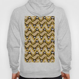 Reticulated Python Repeat Hoody