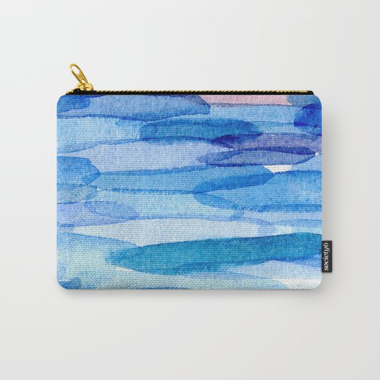 Water shapes Carry-All Pouch