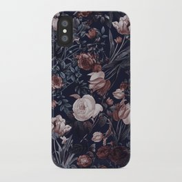 Night Forest XXV iPhone Case