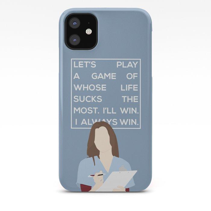 Greys Anatomy Meredith Grey Iphone Case By Hollyandthesunshine