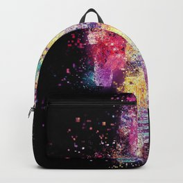 Unknown Guest Backpack