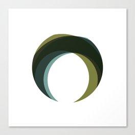 #251 Palantír – Geometry Daily Canvas Print