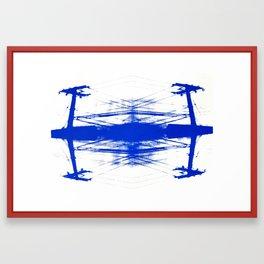 Powerline Study #3 Framed Art Print