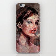 Be Good, Damaged Baby Doll iPhone & iPod Skin