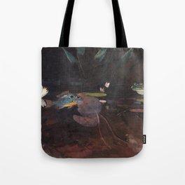 Winslow Homer - Mink Pond, 1891 Tote Bag