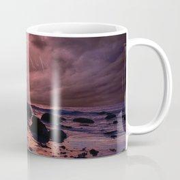 Pink storm skies Coffee Mug