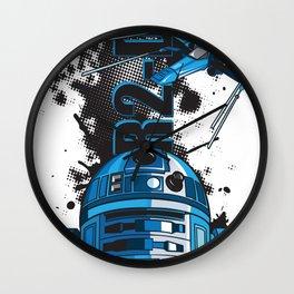 Star Wars R2D2 Wall Clock