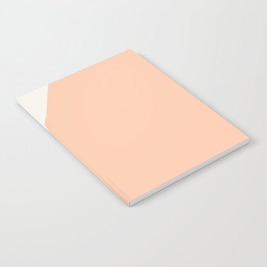 Getting Blocky Dark Notebook