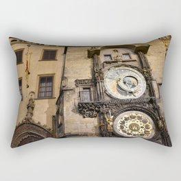 Astronomical Clock, Prague Rectangular Pillow