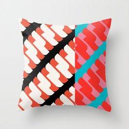 AZ11 Throw Pillow