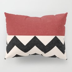 Black Lodge Pillow Sham