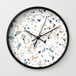 Italian terrazzo Wall Clock