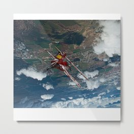 Pitts Special Metal Print