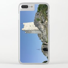 The Fortress Clear iPhone Case