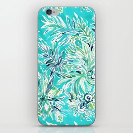 KAILUA CHILL Tropical Hawaiian Floral iPhone Skin