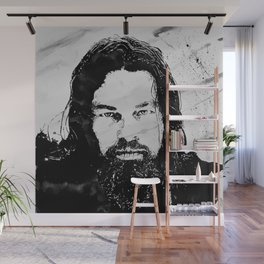 DiCaprio The revenant Wall Mural