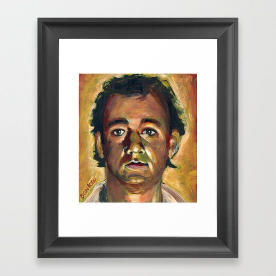 Peter Venkman, Ghostbusters Framed Art Print