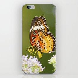 butterwasp iPhone Skin