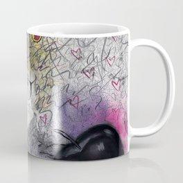 LOVE AND SIN. Coffee Mug