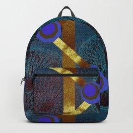 FIGURAL GOLD Backpack