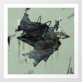 missing album artwork 03 Art Print