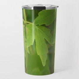 Amber Orientalis Leaves Travel Mug