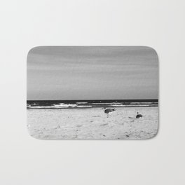 the BiRDS and the BEEcheS Bath Mat