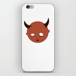 Little Devil iPhone Skin