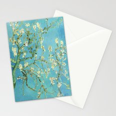 Vincent Van Gogh Almond Blossoms Stationery Cards