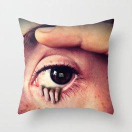 Stay Woke Folks Throw Pillow