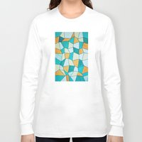 square Long Sleeve T-shirts featuring Square by sinonelineman