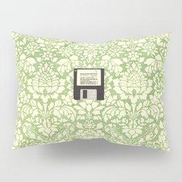 3 1/2 Inch Floppy Disk Pillow Sham