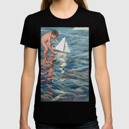 The Little Sailing Boat T-shirt