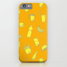 Food pattern iPhone 6s Slim Case