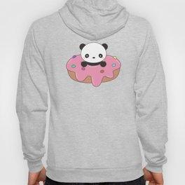 Kawaii Cute Panda Donut Hoody