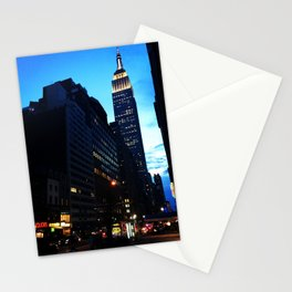 Welcome to NYC Stationery Cards