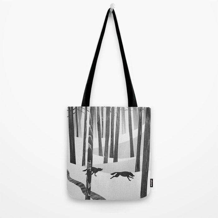 Martwood Wolves Tote Bag
