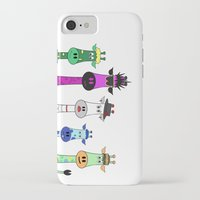 giraffes iPhone & iPod Cases featuring Giraffes by Jozi