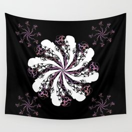 Naturally radiate Wall Tapestry
