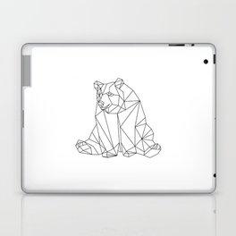 Geometric Bear Laptop & iPad Skin