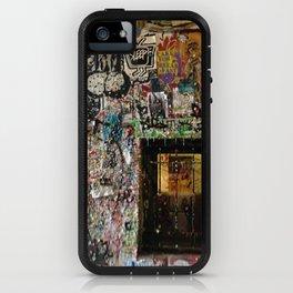 RIP Gum Wall iPhone Case